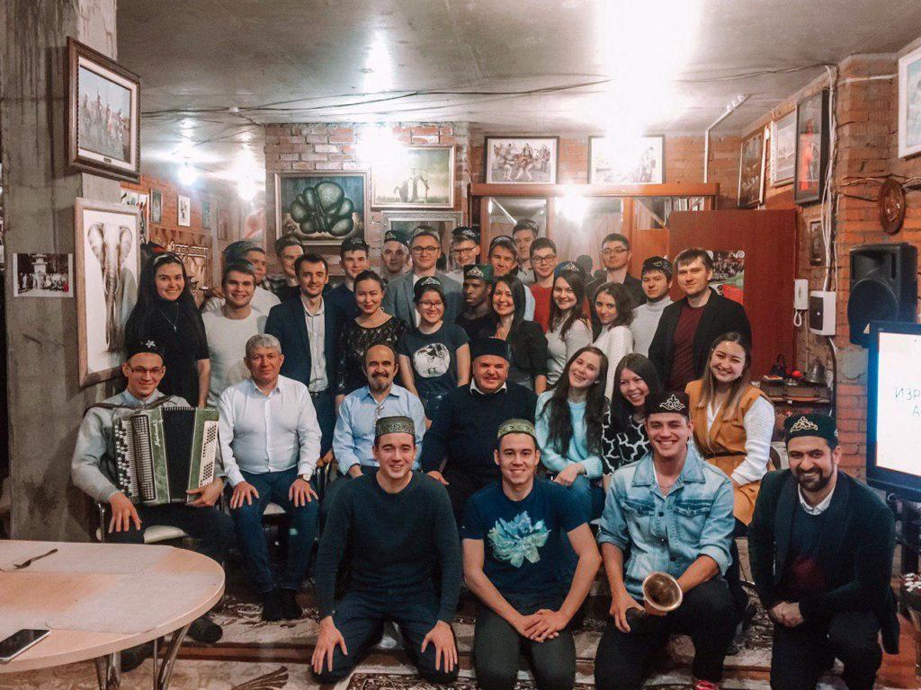 Штаб татар Москвы